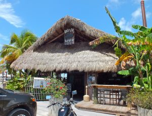 Hogfish Bar and Grill on Stock Island near Key West