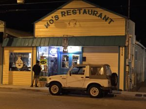 Mo's Restaurant in Key West
