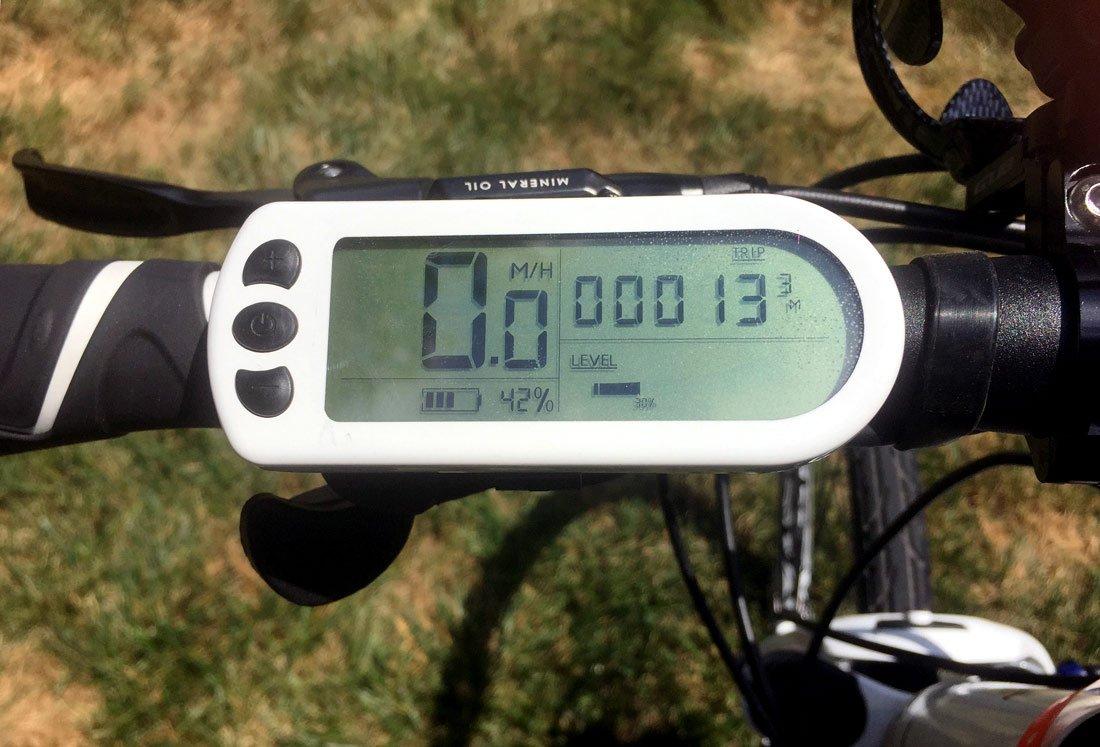 Electric assist bike battery life