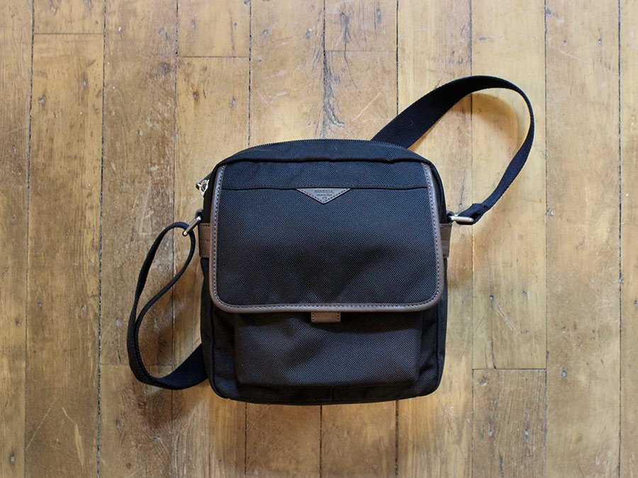 Gear review of man purse