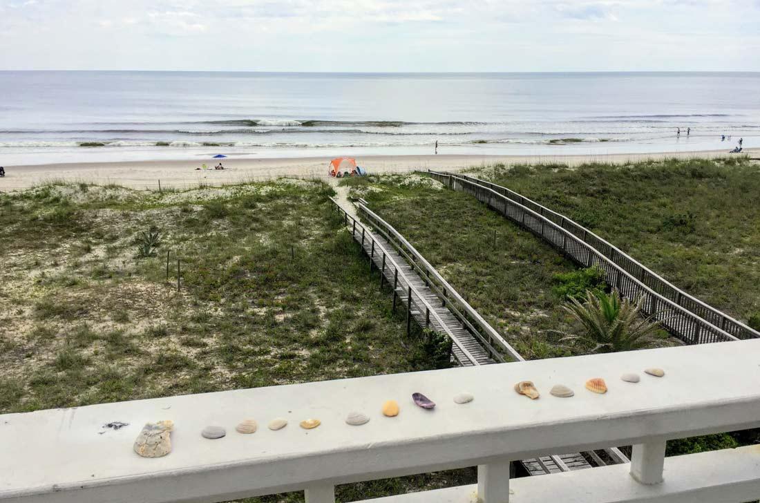 Carolina Beach Salty Seahorse Condo