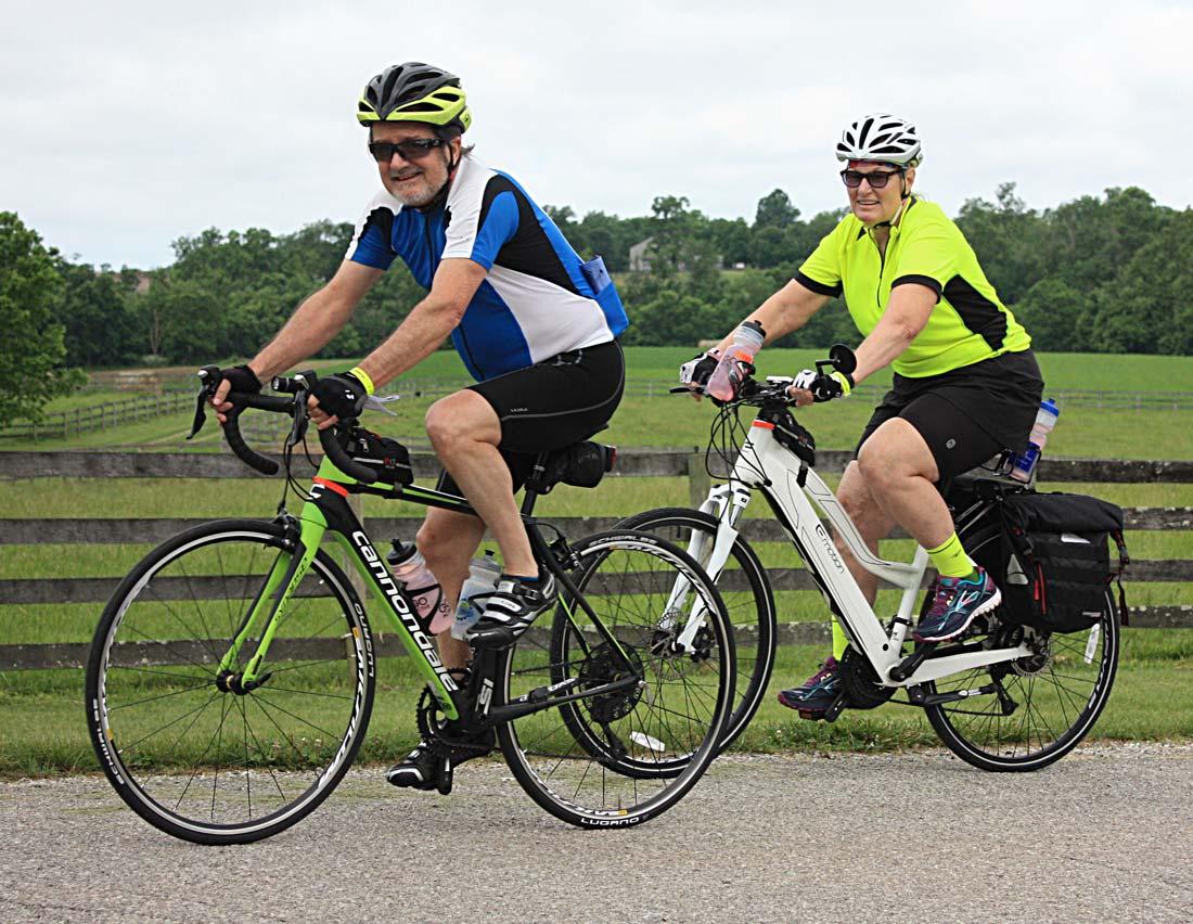 Electric bike, ebike, pedal assist bike