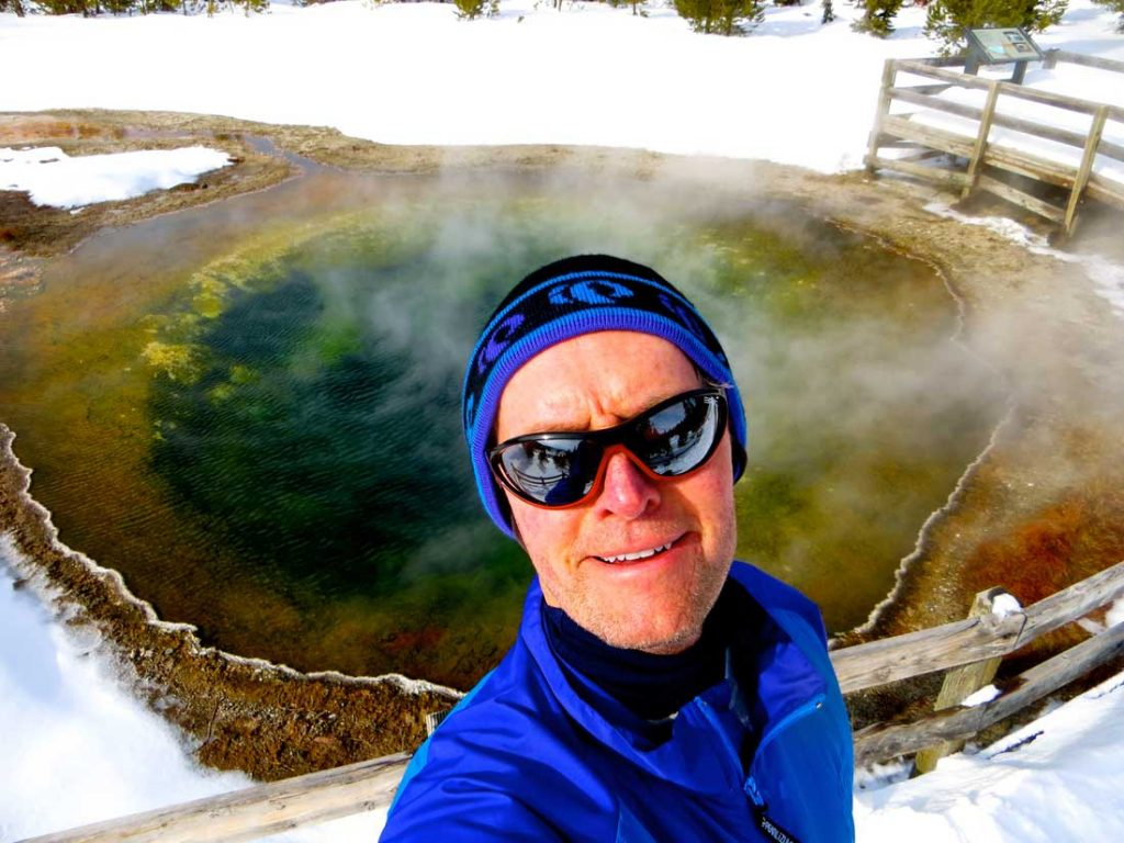 Winter visit Yellowstone best clothing gear