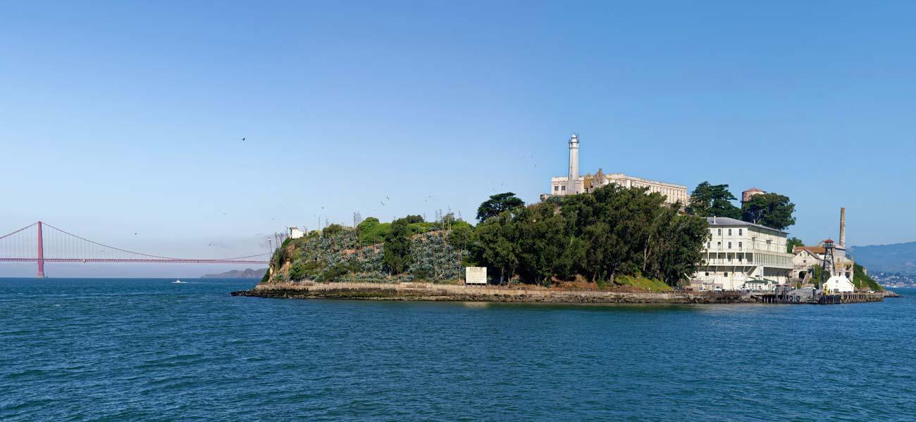 San Francisco's Alcatraz Island prison tour