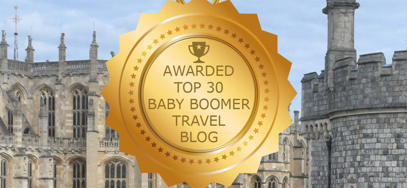Best Baby boomer travel blog and website