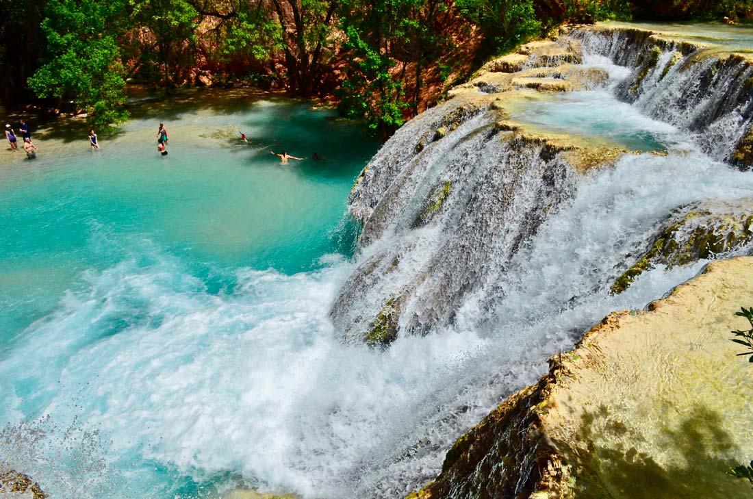 Havasu Beaver Falls