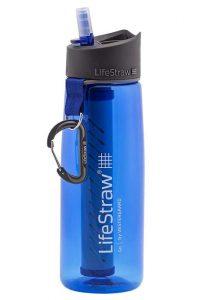 LifeStraw filter water bottle