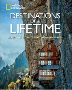 Nat Geo travel book