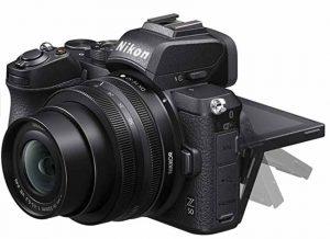 nikon z50 mirrorless travel camera best