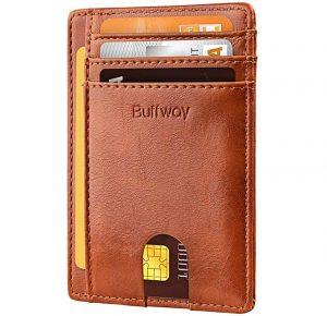 travel wallet front pocket