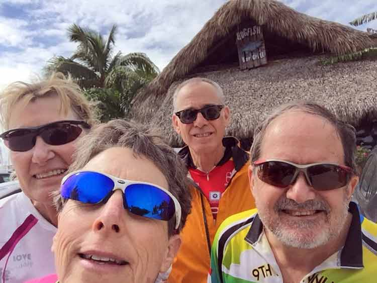 Bicycle Key West Hogfish Bar