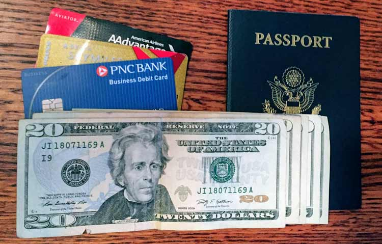prep extended travel abroad tips