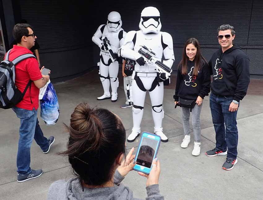 Disney Star Wars senior travel