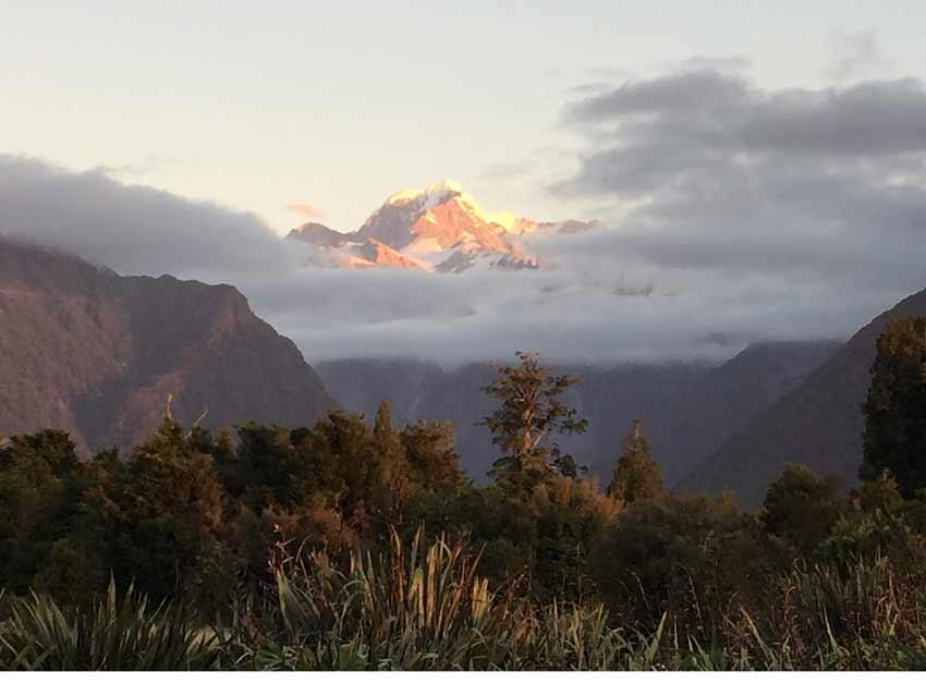 Mt. Cook New Zealand