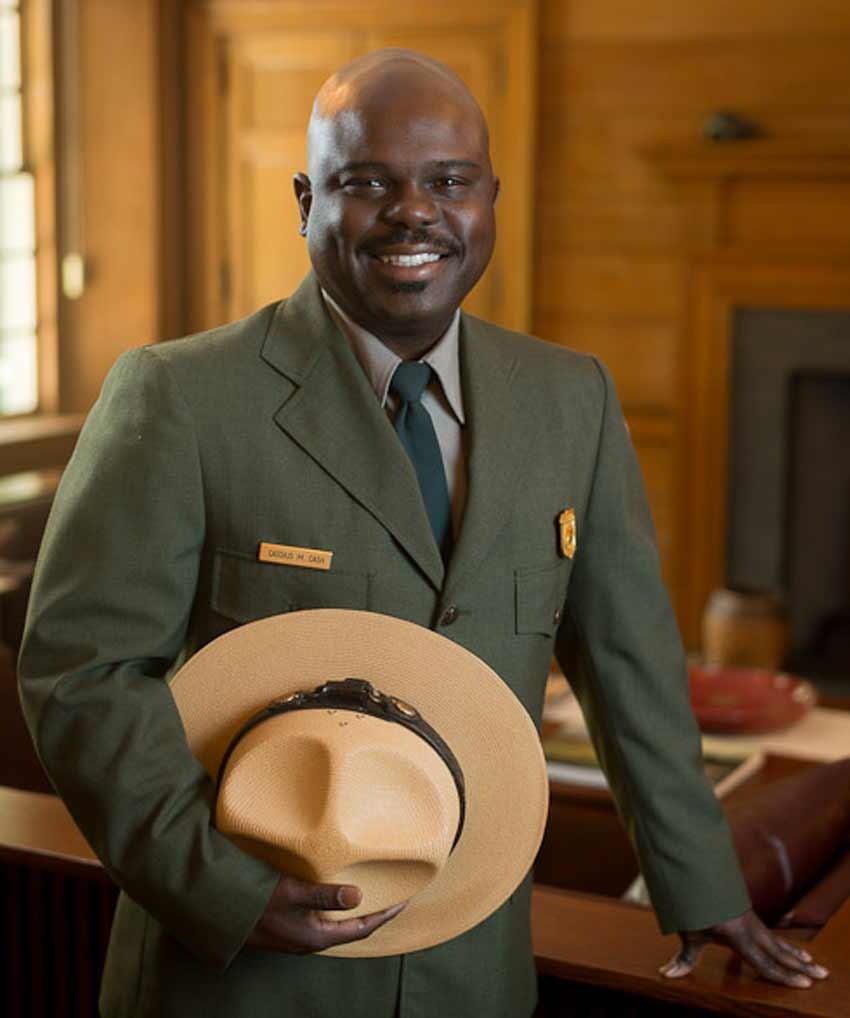 Superintendent Cassius Cash