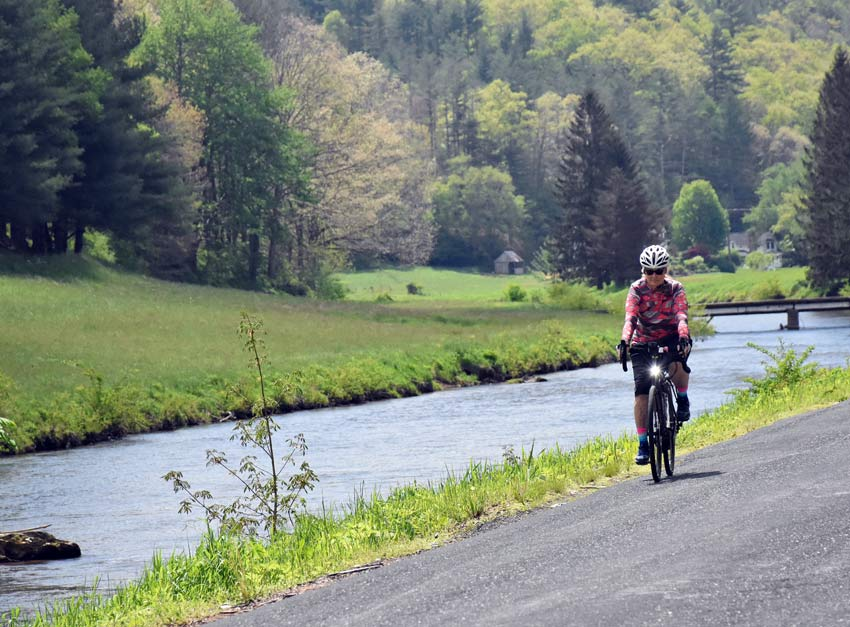 e-bike electric bicycle trail ride safety allowed parks