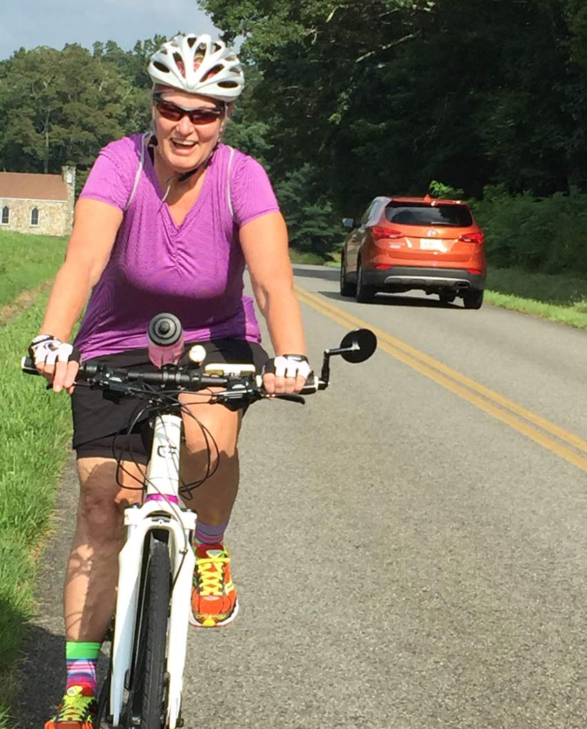 joy e-bike electric bicycle ride asthma