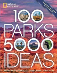 best travel book national park lover gift outdoor