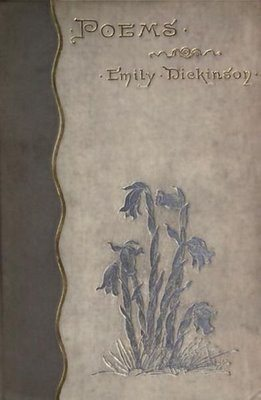 Ghost pipe is featured as the cover illustration on Emily Dickinson's first book of poetry.